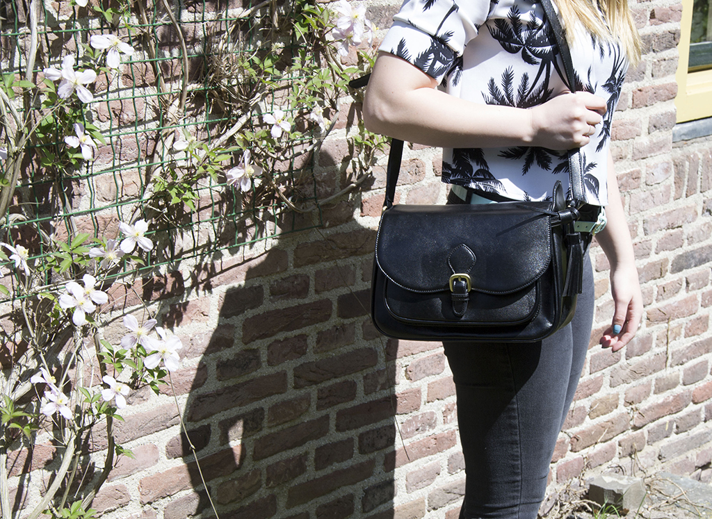 Perfecte camera tas - Label of Suze