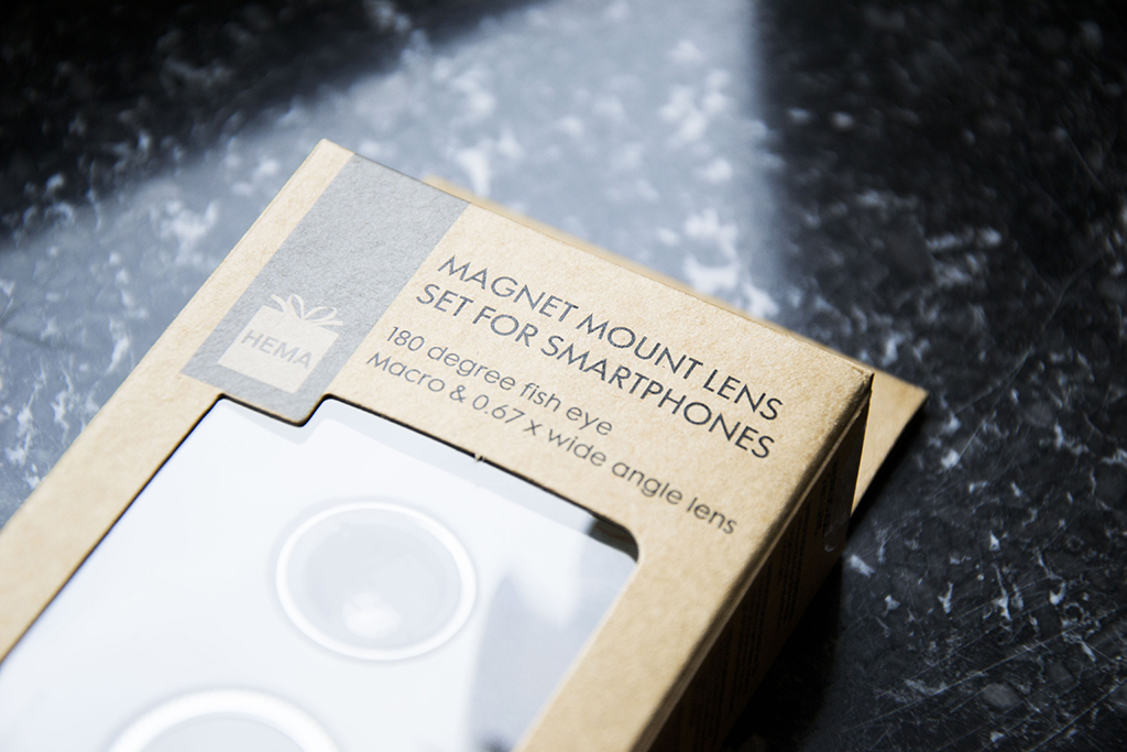 Magnetische lenzen voor je mobiel - Hema | Label of Suze