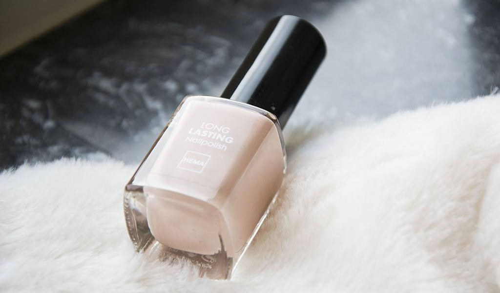 Hema Long lasting nailpolish - Nude kleur | Label of Suze