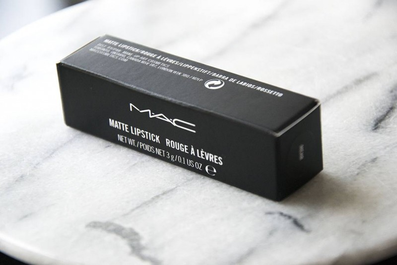 Review: MAC lipstick - mehr | Label of Suze