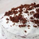 DIY - Red Velvet Cake   Label of Suze