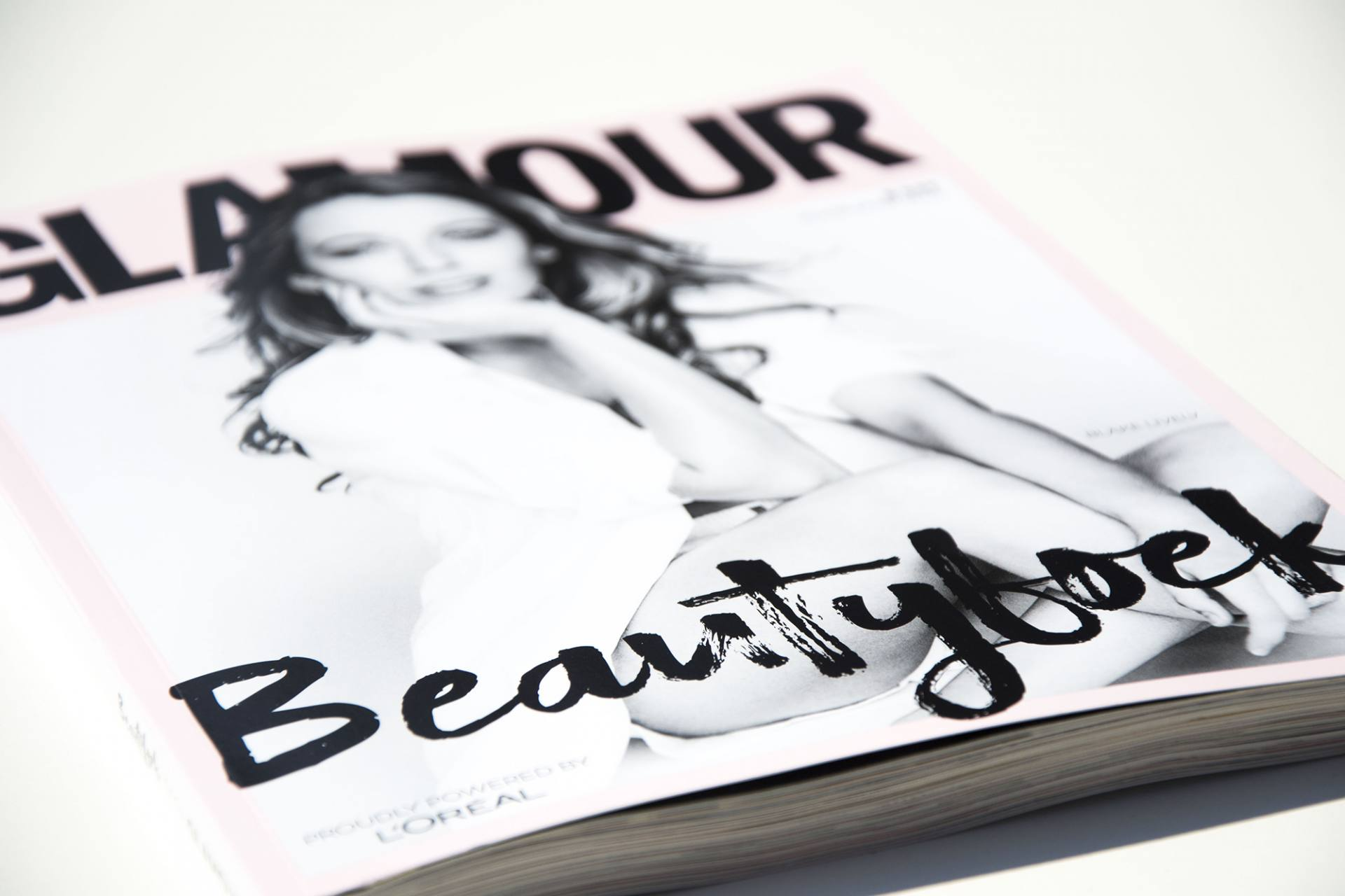 Glamour Beautyboek | Label of Suze