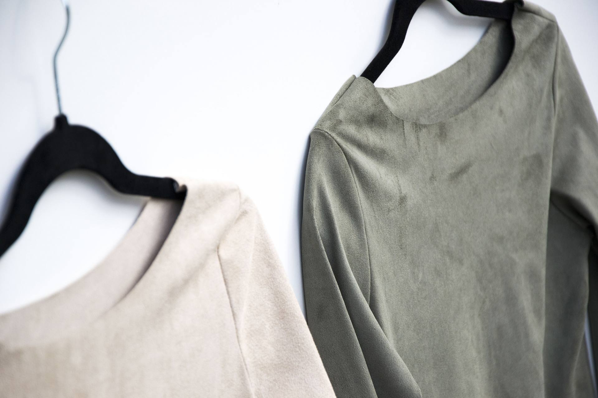 Suède tops | Label of Suze
