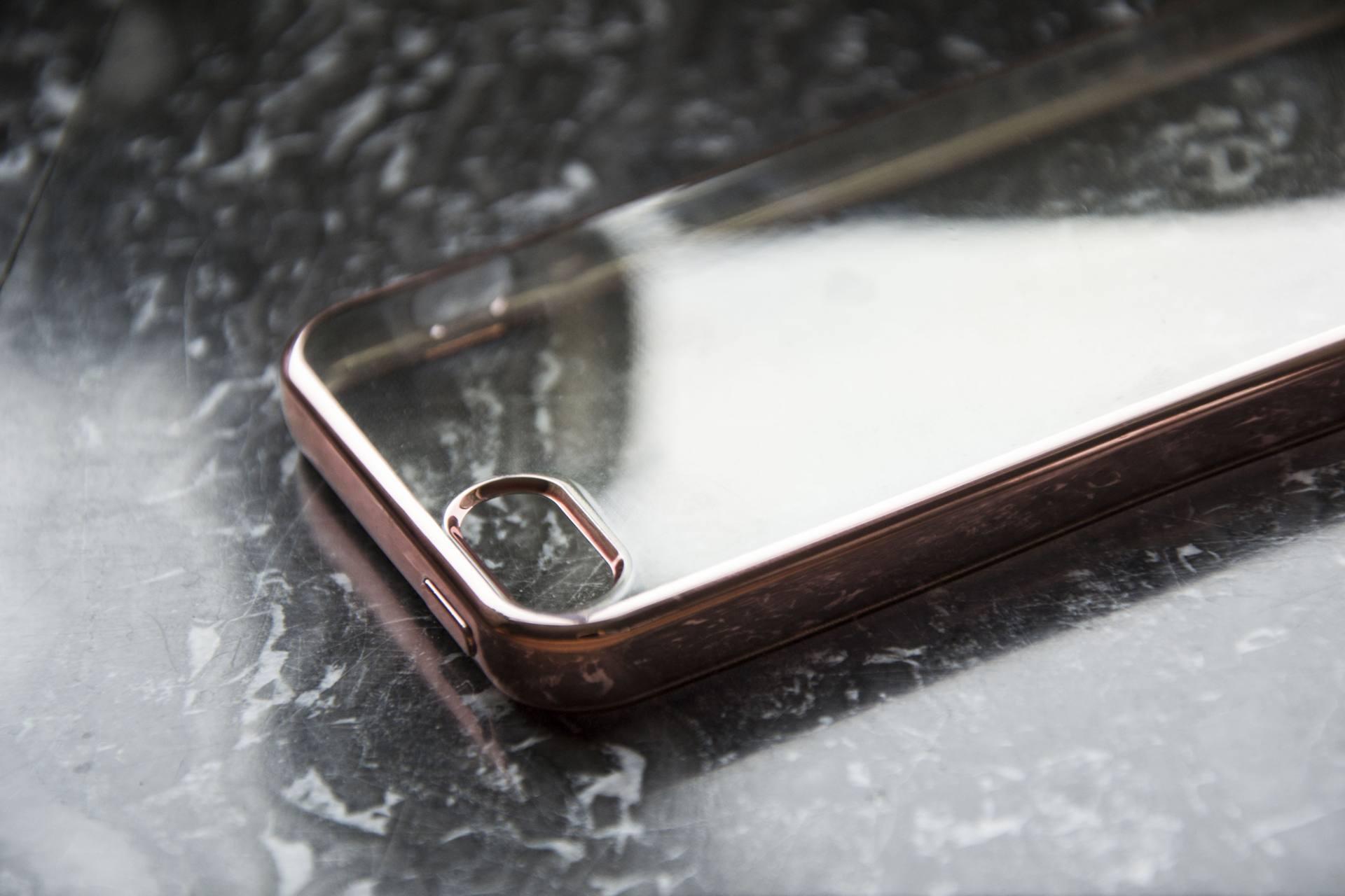 Sparkling Soft Case voor je mobiel | Label of Suze