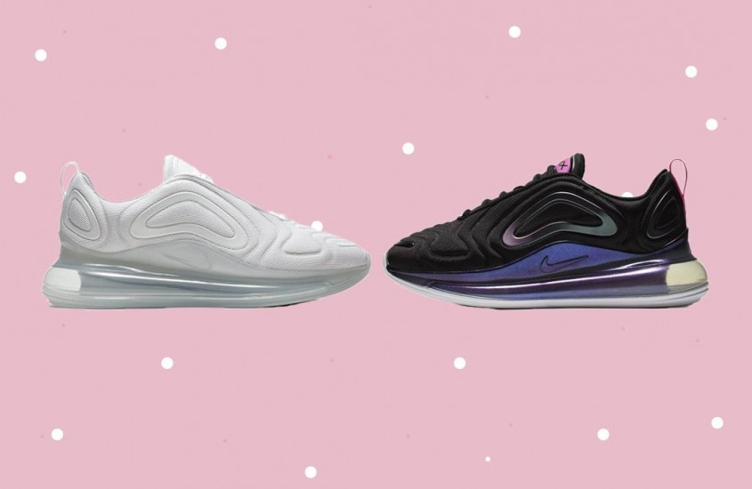 Sneaker inspiratie: Nike Air Max 720 | Label of Suze